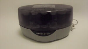 Remington Flocked Hot Curlers NO CLIPS H-1080I