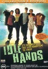 IDLE HANDS: COLLECTOR'S EDITION- DVD, DEVON SAWA, SETH GREEN, JESSICA ALBA