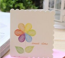 Gift Card Creative Blessing Card Sweet Time COMPLIMENTARY SERVICE or MINIMUM 5