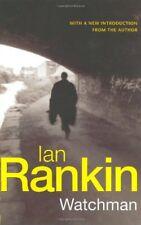 Watchman,Ian Rankin- 9780752860336