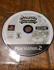 Harvest Moon: Save the Homeland (Sony PlayStation 2, 2001) game disc only