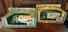 2 Publix 1926 Mack Bulldog 1986 And 1988 Tanker And Delivery Van   Nib   Ertl