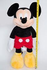 "Disney Mickey Mouse Plush Doll NEW WITH TAGS HUGE BIG JUMBO 27"""