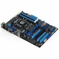 For ASUS P8Z77-V LX Intel Z77 LGA1155 DDR3 I/O Shield Genuine Motherboard Tested