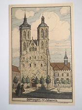 Göttingen - St. Johannis / AK
