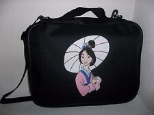 TRADING PIN BOOK FOR DISNEY PINS MULAN PINK DRESS UMBRELLA LRGE DISPLAY CASE bag