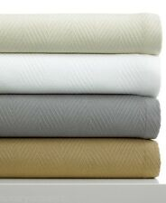 Hotel Collection Bedding, KING MicroCotton Blanket WHITE W531