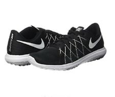 Nike Women's Flex Fury 2 Running Shoe Black/Wolf Grey/White Size 8.5 M US