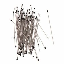 100pcs Insect Pins Specimen Stainless Steel for School Lab Entomology Dissection