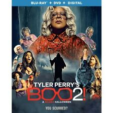 Tyler Perry's Boo 2 Blu-Ray Only(2017)  Pre Order, Ships 1-30-18 (FREE SHIPPING)