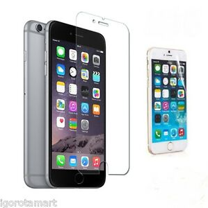 """10X Clear Thin Film Front Screen Protector for iPhone 6 Plus (5.5"""")"""