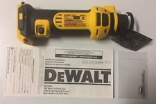 Dewalt 20V Max Lithium-Ion Cordless Drywall Cut-Out Tool (Tool-Only) DCS551B