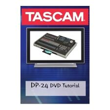 TASCAM DP-24 Tutorial DVD