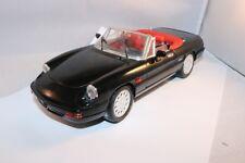 """Norev Alfa Romeo Spider """" Black """" diecast perfect mint superb"""