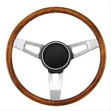 "Cuda Barracuda Road Runner Fury Tuff wood steering wheel 15"" mark in grip"