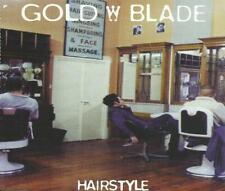 GOLD BLADE - HAIRSTYLE 1998 UK CD SINGLE