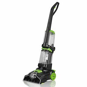 Aqua Laser Teppichreiniger Waschsauger Bodenreiniger Vibrations und Seitenbürste
