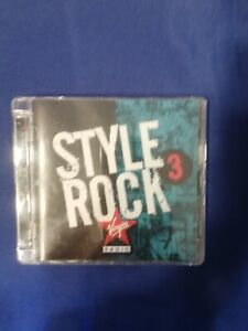 COMPILATION - STYLE ROCK 3  - VIRGIN RADIO CD  16 TRACKS