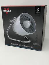 Cooling And Refreshing Vornado (CR1-0281-43) Desk Fan - White