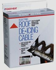 EASYHEAT Roof Gutter Snow De-icing Kit Easy Heat Tape Cable ADKS-800 160-Foot