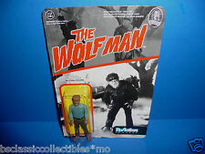 Universal Monsters The Wolf Man Figure - ReAction Horror Figure Funko Taped Pkg