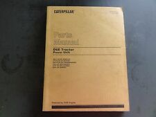 Caterpillar D6E Tractor Power Shift Parts Manual  SEBP1986-01