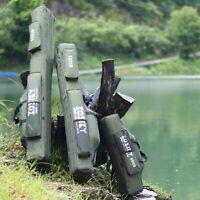 FOX RAGE Voyager Camo Single Rod Case Scheide Röhricht Von Spinnfischen 1.30 M