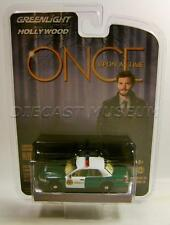 2005 '05 CROWN VICTORIA POLICE COP CAR ONCE UPON A TIME GREEN MACHINE CHASE CAR
