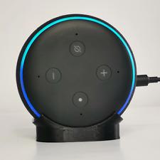 Echo Dot 3Rd Generation Desk Stand : Black