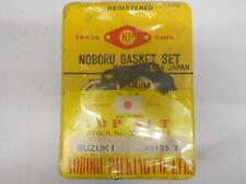 SUZUKI GT125 B C EC TOP END GASKET SET KIT 77 - 84 MADE IN JAPAN