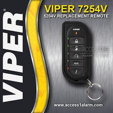 Viper 7254V 2-Way LED Remote Control Replacement Transmitter Fob Viper 5204V