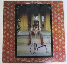 """EMMYLOU HARRIS Signed Autograph """"Elite Hotel"""" Album Vinyl Record LP"""