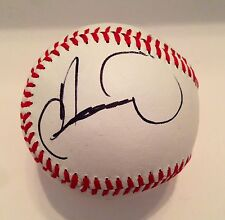 2014 Danica Patrick NASCAR Signed Auto Official League Baseball #3
