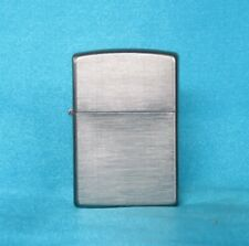 Mint Collectable 2011 Cloth Weave Pattern Zippo Lighter.