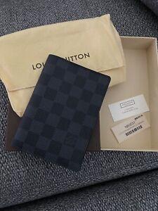 Louis Vuitton Damier Graphite Passport Case Holder