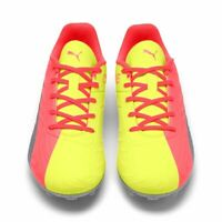 Puma One 20.4 Firm Ground Artificial Grass Kids Youth Football Boots Cleats