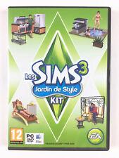 Les Sims 3 Jardin de style Kit / Jeu Sur PC (clé cd valide)