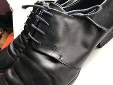 Louis Vuitton Men's Black Leather Oxfords Size 9