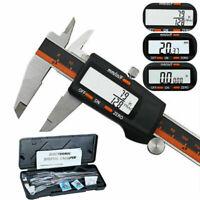 Vernier numérique 150mm, Caliper digital, Pied à Coulisse de précision règle LCD