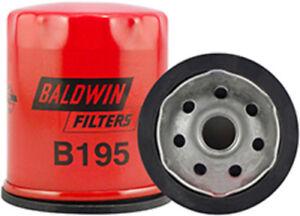 Engine Oil Filter Baldwin B195