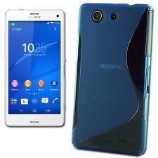 étui en silicone Bonnet pour Sony Xperia Z3 Compact D5803 M55w coque accessoire
