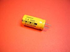10x 1500uF 6.3V (16x33.5) 105C LOW ESR SPRAQUE 672D