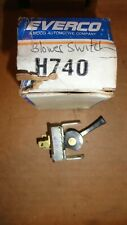 NORS 1980s DODGE CHRYSLER PLYMOUTH HVAC BLOWER SWITCH