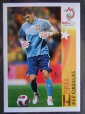 Panini euro 2008-Iker Casillas-España en acción #465