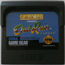 Out Run Europa (Sega Game Gear, 1992)