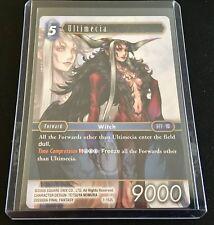 Final Fantasy Trading Card Opus 1 Non-Foil Legend Ultimecia 1-152L (Mint)