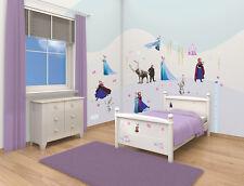 Walltastic Disney Frozen Room Decor Kit Height Chart 70 Wall Stickers Reusable