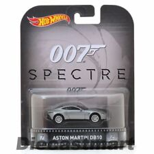 Coches, camiones y furgonetas de automodelismo y aeromodelismo Hot Wheels de escala 1:64, james bond