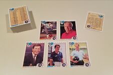 1990 Bowling Kingpins King Pins 1 one complete set of 100 cards w/ Earl Anthony