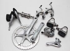 Fast Campagnolo group - 8 speed groupset